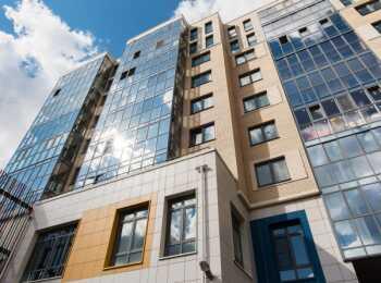 Высота корпусов 9-10 этажей